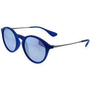 Ray-Ban RB4243-62631U-49 Round Unisex Sunglasses